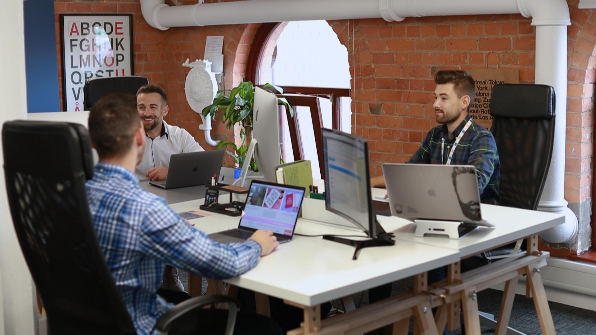 The Web Design Studios Team